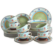 30 Piece Dinnerware Set