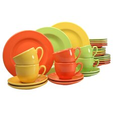 Spring Casa Alegre 30 Piece Dinnerware Set