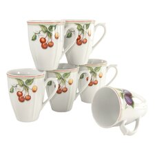 Orchard Coffee Cup (Set of 6)