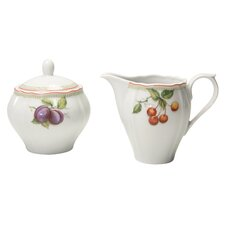 Orchard Sugar and Creamer Set