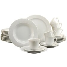 Gloria 30 Piece Dinnerware Set
