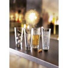 4-tlg. 380 ml Longdrink Glas Set