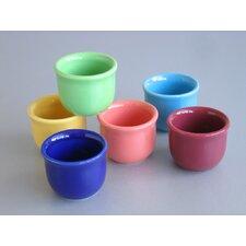 6-tlg. Eierbecherset Top Colours