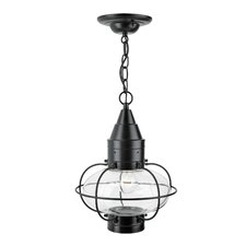 Classic Onion 1 Light Outdoor Hanging Lantern