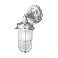 Compton 1 Light Wall Lantern