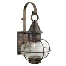 New Vidalia Onion 1 Light Wall Lantern