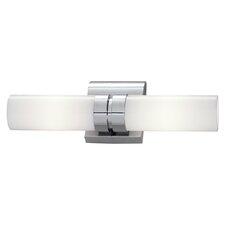 Wave 2 Light Wall Sconce