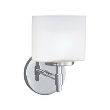 Moderne 1 Light Wall Sconce