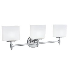 Moderne 3 Light Vanity Light