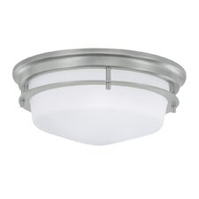 Gallery 2 Light Flush Mount