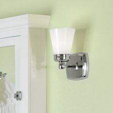 Soft Square 1 Light Wall Sconce