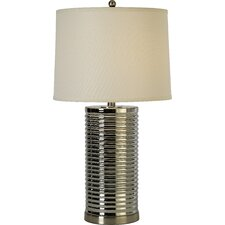 "Arctica 28"" Table Lamp with Empire Shade"