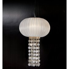 Montego 1 Light Oval Chandelier