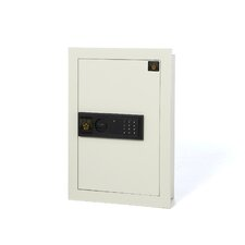 Quarter Master Electronic Lock Commercial Home Office Security Wall Safe