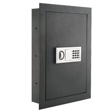 Flat Electronic Lock Wall Safe