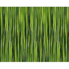 Nature Grass Series Framed Original Painting