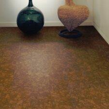 """CorkComfort 11-5/8"""" Engineered Cork and Oak Hardwood Flooring in Chestnut"""