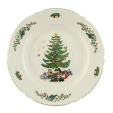 Marie Louise Christmas Dinner Plate