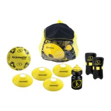 Kickmaster 9 Piece Backpack Training Set