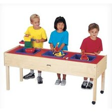 3 Tub Sand-n-Water Table Cover