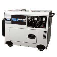 Diesel Series 7000 Watt Portable Diesel Generator