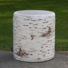 Outdoor Birch Stool