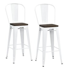 "Fortuna 29.5"" Bar Stool (Set of 2)"