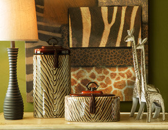 Into the Wild - Exotic Accent Furniture & Safari-Chic Decor on ...