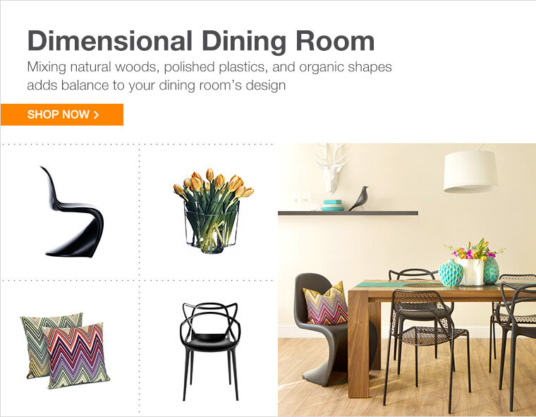 Dimensional Dining Room