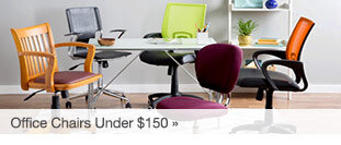 Office Chairs Under $150