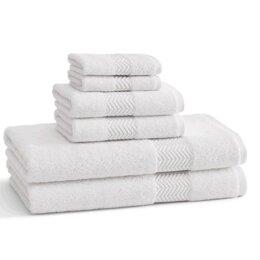 Surrey 6 Piece Towel Set