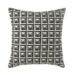 Deco Pyramid Pillow Cover