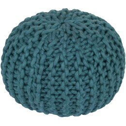 Braided Pouf