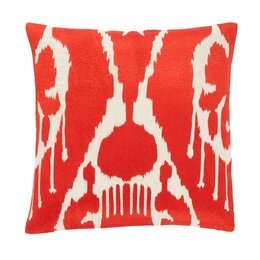 Petra Rouge Pillow Cover