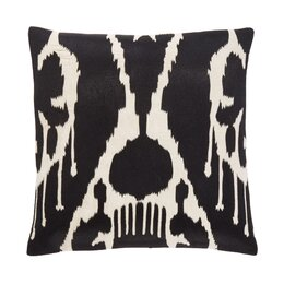 Petra Ink Pillow Cover