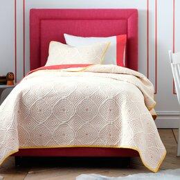 Robinson Twin Panel Bed