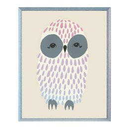 Ombre Owl
