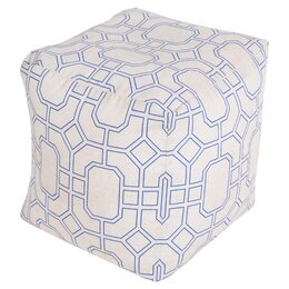 Florence Outdoor Pouf