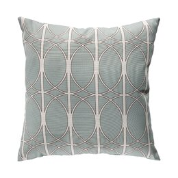 Como Ice Indoor/Outdoor Pillow