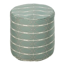 Como Ice Outdoor Pouf