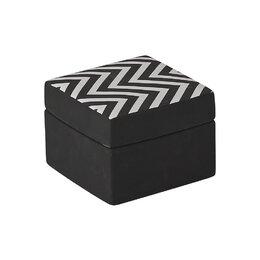 Chevron Rectangle Box