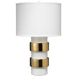 Ezra Table Lamp in Gold