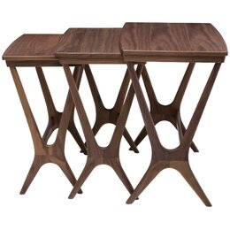 Gemma Walnut Nesting Tables