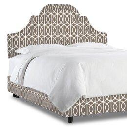Hepburn Upholstered Bed