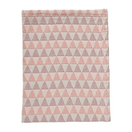Ombre Berry Triangle Blanket