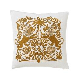 Otomi Ochre Pillow