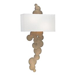 Carmen 2 Light Wall Sconce