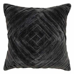 Remus Velvet Throw Pillow