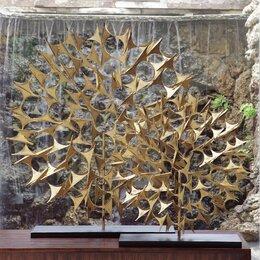 Cosmos Sculpture Gold