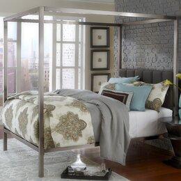 Marjorie Canopy Bed